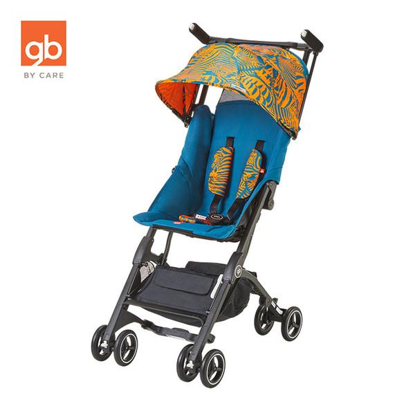 Goodbaby Portable Light Pocket Car Baby Stroller Travelling Boarding Air Plane Pram Children Pushchair Trolley Cart POCKIT 3S