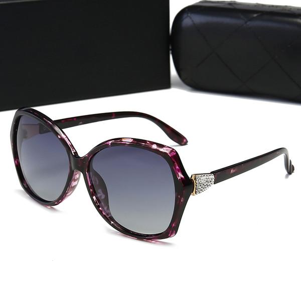 Классические солнцезащитные очки класса люкс 2019