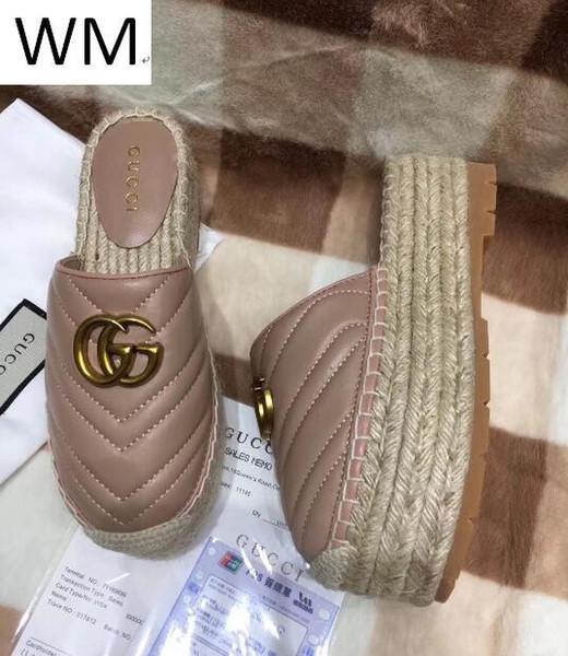 Duping520 Mulheres Novas Moda Pescador Sapatos Selvagens Sapatos Casuais Casual Handmade Andando Tênis Sandálias Chinelos Mulas Slides Tangas