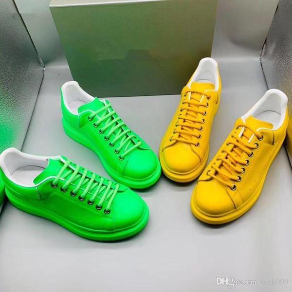 Cheap Designer Homens Mulheres Sneaker calçados casuais Top Quality Real Leather Sneaker Pele Skateboarding sapatos de veludo Sneakers xrx190625