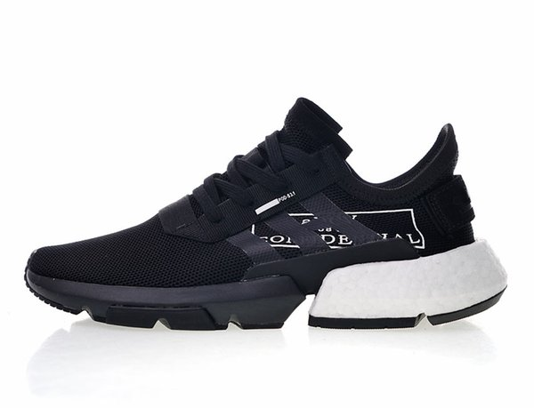 Hot Sale POD S3.1 SYSTEM Running Shoes POD-S3.1 Woman Men OFF Designer Zapatillas White Sports Trainers Sneakers Chaussures Boost bottom