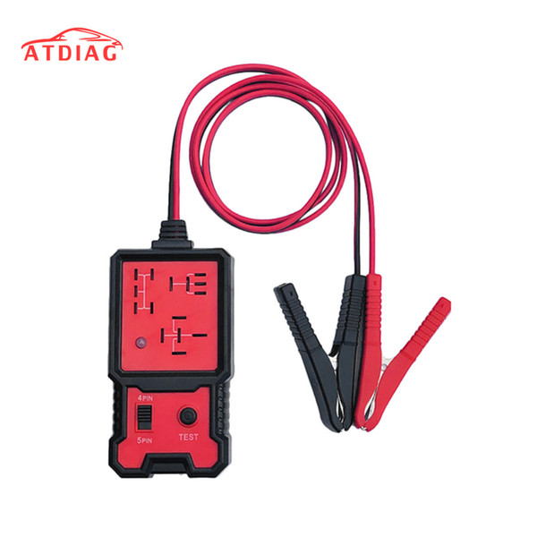 12V Cars Relay Tester Relay Testing Tool Auto Battery Checker Accurate Diagnostic Tool Portable Automotive Parts