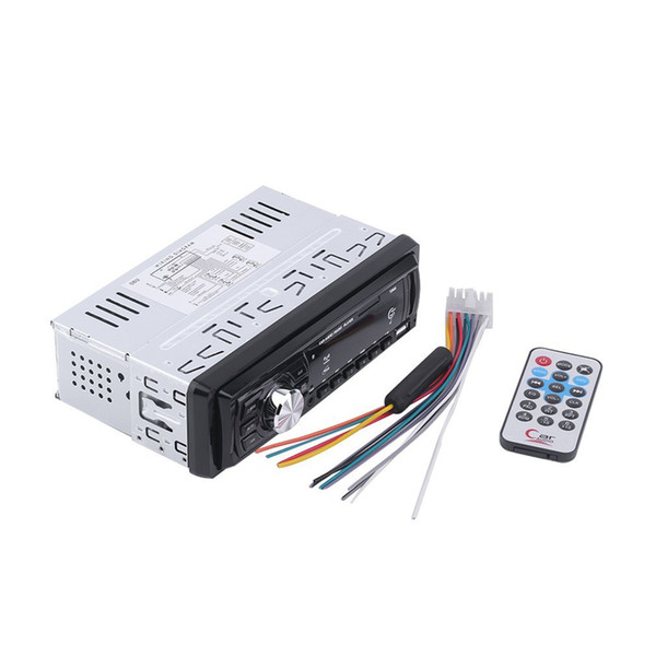 Universal 1044 Auto-MP3-Player-Kartensteckplatz-Typ Auto Auto-Stereo-Audio In-Dash-FM-Radio-Aux-Eingangsempfänger Fahrzeug-Radio-Player