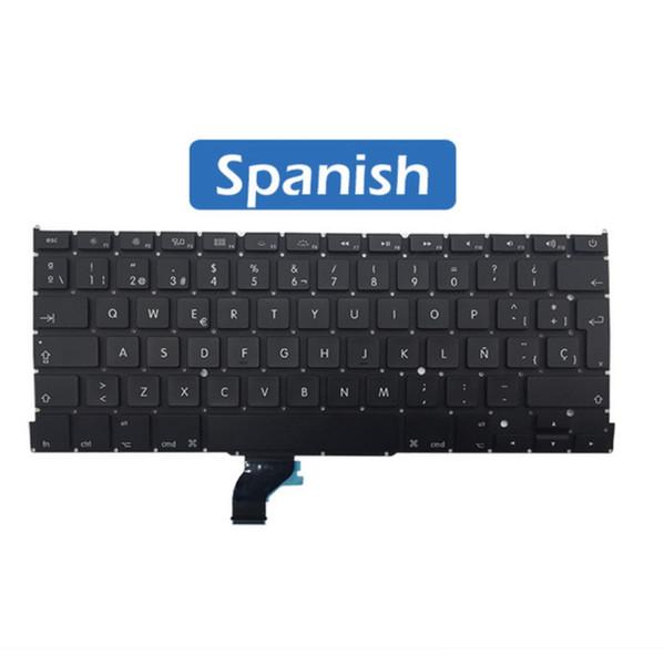 Spanish Layout