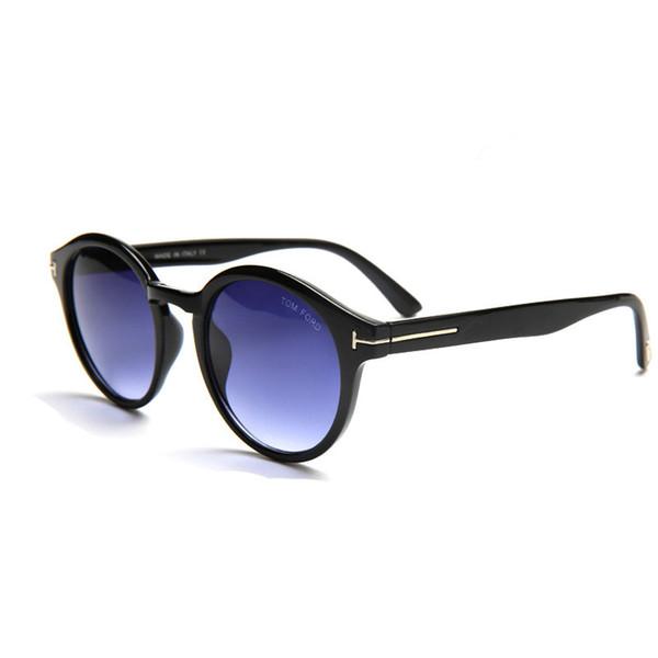 2019 Luxo New Fashion TF 0399 Tom Óculos De Sol Para O Homem mulher Erika Eyewear ford Designer Marca Óculos de Sol goggle eywear