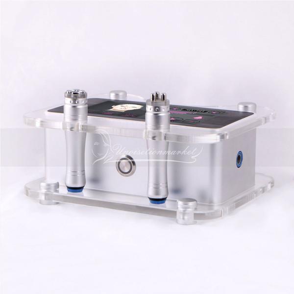 Hot Sale 2 IN 1 3-polar Quadrupole 3D SMART RF Radio Frequency Skin Rejuvenation Lifting Anti-aging Beauty Device