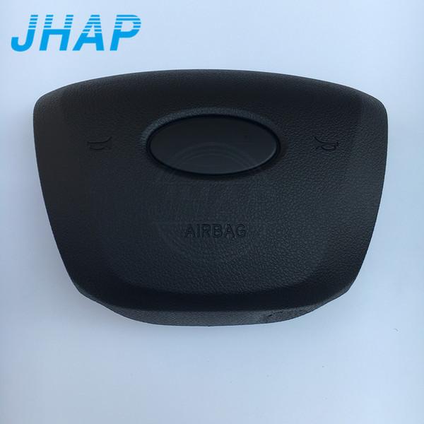 Tampa da bolsa de ar do motorista do carro para Kia Rio 2011 2012 2013 2014 2015 2016 Airbag cobertura do volante SRS (emblema / logotipo incluir)