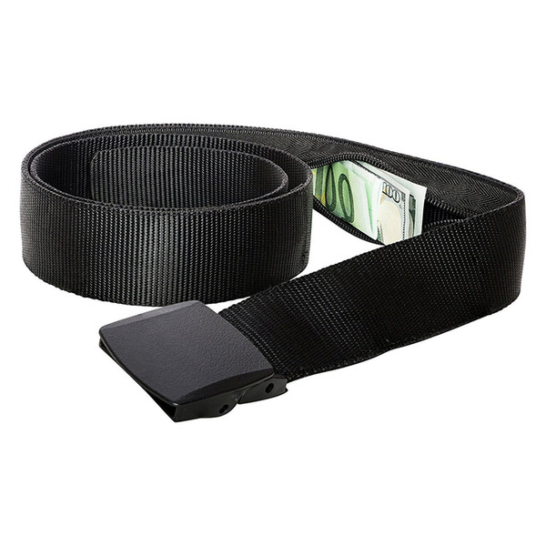 Military Tactical Nylon Waist Belt Hidden Money Belts Pouch Mens Army Combat Tactical Gear Travel Security Belt