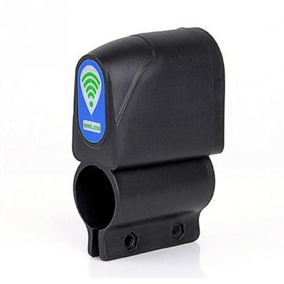 Ultrasonic Remote Control Bicycle Anti-Lost Alarm Device Vibration Sensor System
