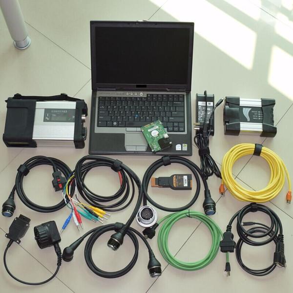 SD C5 ICOM Next mit Laptop D630
