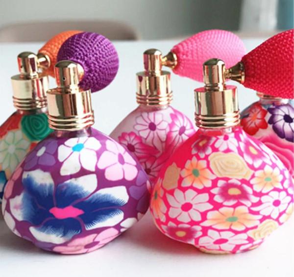 L'airbag peut pulvériser le sac de bouteille de parfum bouteille de parfum vide bouteille de parfum Air Spray SN2076