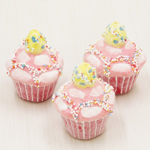 Christmas decorations 8cm*10cm simulation foam cupcakes wedding layout window display decoration