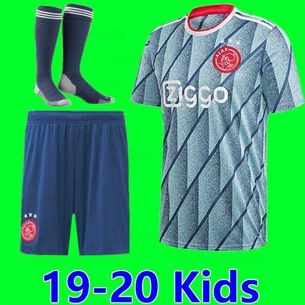 20 21 kids away socks