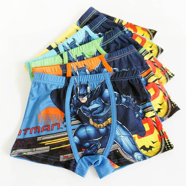 3D Printing Children Underwear Cartoon Boys Panties Kids Boxers Children Cotton Boxers Kids Underwear boys Underpants Briefs Underwear A3043