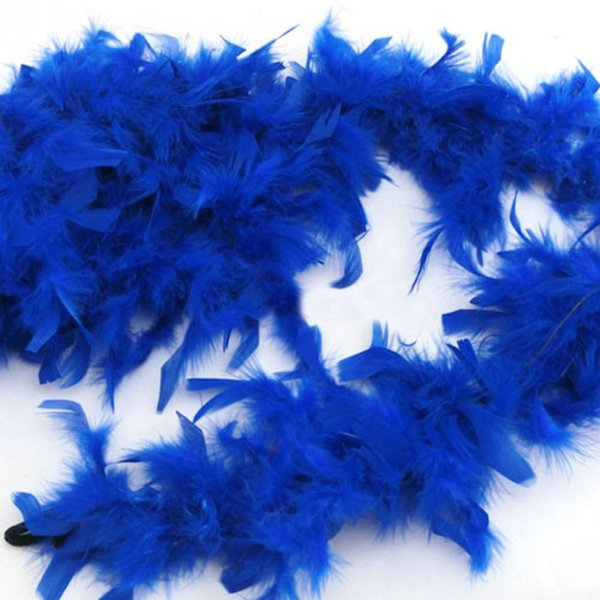 Wholesale- 13 Color Fluffy Feather Boa Dressup Hen Night Wedding Party Club Dress Decor