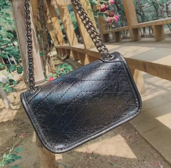 CALIENTE Bolsos de moda bolsos de las señoras bolsos del diseñador mujeres bolso de asas marcas bolsas Solo bolso bandolera mochila YS -6828