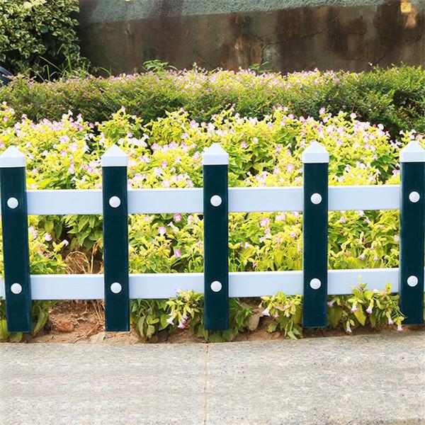 Acheter PVC Plastique Acier Jardin Pelouse Jardin Potager Ferme Ferme Villa  Communauté Palissade De $5.03 Du Zzaijj   DHgate.Com