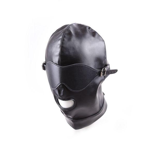 Discoteca personagem interpretação couro venda Mask adulto alternativa brinquedos sexuais para homens e mulheres paixão