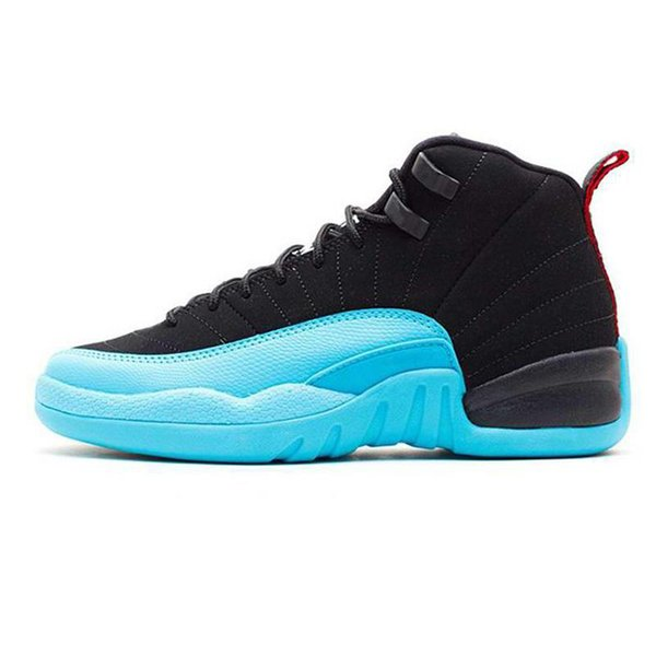 Best discount 12 12s mens Basketball shoes Paris Playoffs Bulls Milan Gym red The master Michigan trainers Sports sneaker shoes size 8-13 z5