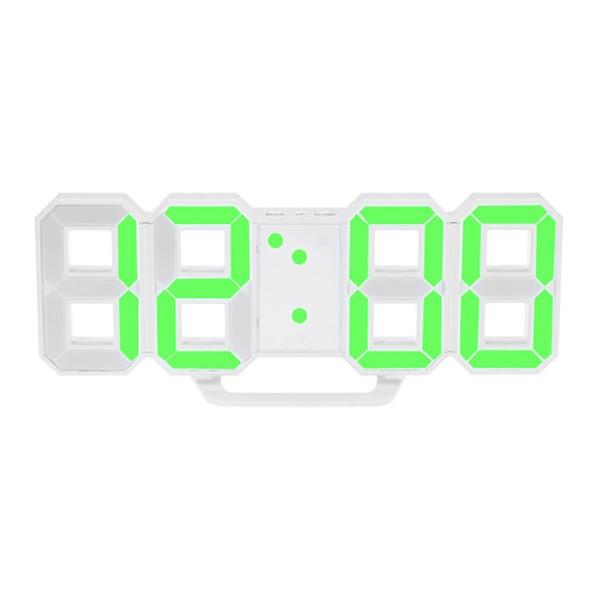 Multi-funzione orologio di parete digitale a LED Temperatura Guarda Timer Vintage Home Decor Timer Orologi da parete