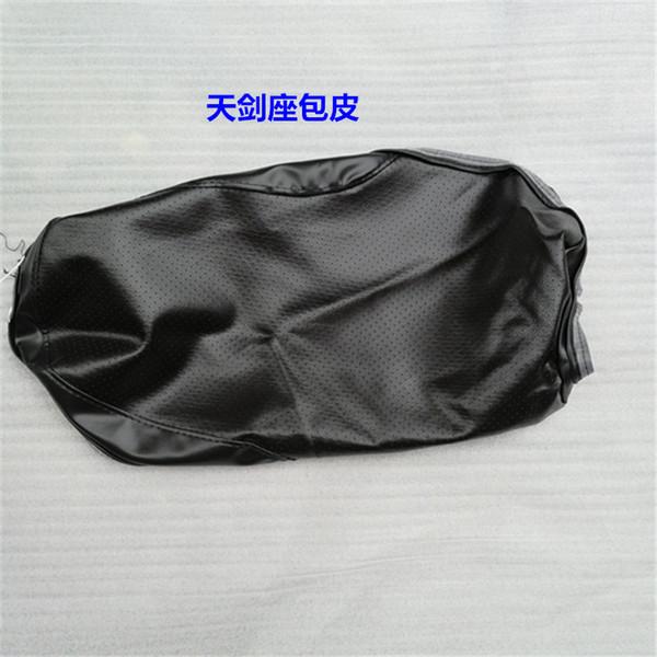 moto acqua buona qualità della copertura di sede YBR125 prova in colore nero per Yamaha 125cc YBR 125 posti ricambi