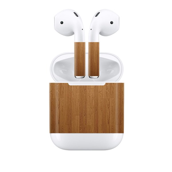 Fanstore Cool Design Skin Sticker Vinyl Decal Skin Cover for Apple Airpods Earpiece Wrap