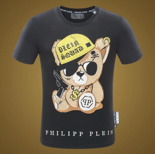 2019 sommer Stil Mastermind Japan Klassisches Logo Gedruckt Frauen Männer Großen Schädel T shirts tees Hiphop Männer Baumwolle Kurzarm T-shirt