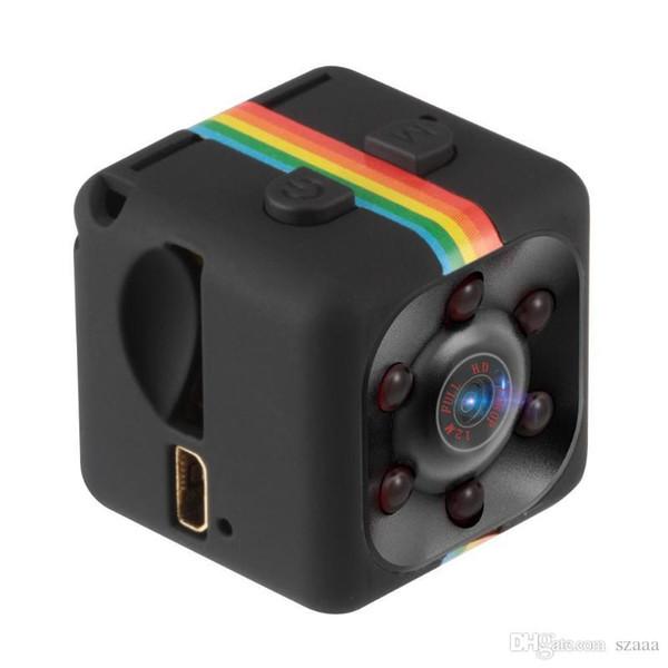 Nouvelle SQ11 Full HD 1080 P Mini Voiture Cachée DV DVR Caméra Espion Dash Cam IR Vision Nocturne
