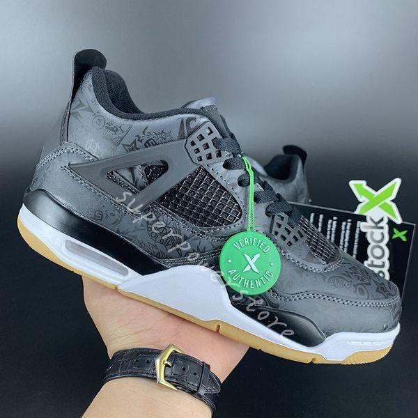 Laser Black Gum