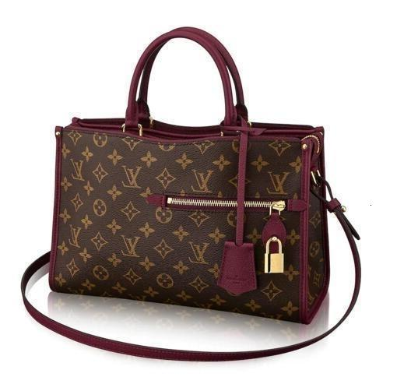 Popincourt Pm M43462 New Women Fashion Shows Shoulder Bags Totes Handbags Top Handles Cross Body Messenger Bags