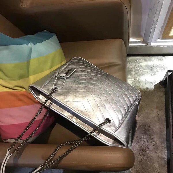 Designer-Luxus Handtasche Geldbörse Mode Tote Luxus Frauen Designer Taschen Öl Wachs Leder Geldbörse Y Handtasche
