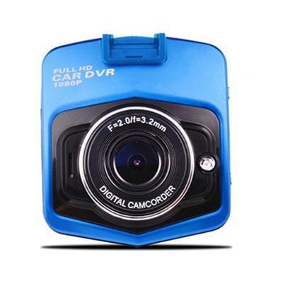 Cámara DVR del coche Forma de Escudo Dashcam Full HD 1080 P Grabador de Video Registrador Visión Nocturna Carcam Pantalla LCD Piloto de Conducción Cámara EEA140