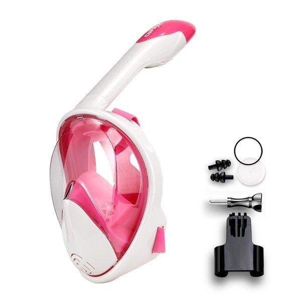 white pink L/XL
