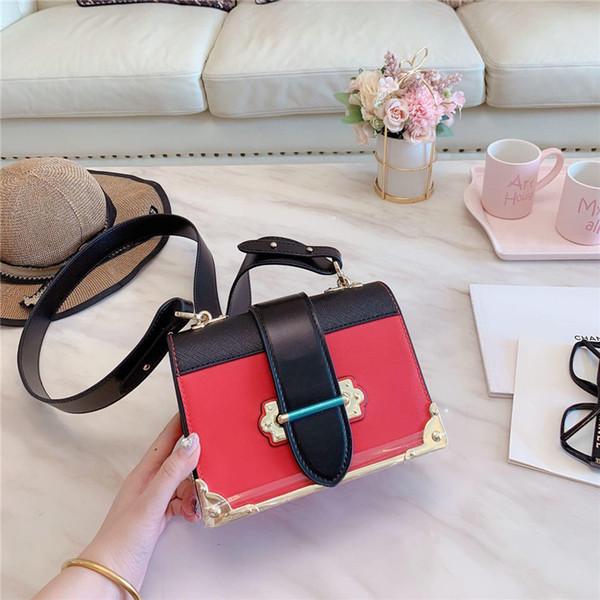 nuove borse a tracolla arrivo donne di lusso del progettista 4 colori borse crossbody progettista moda donna borse del progettista di alta qualità B100544W