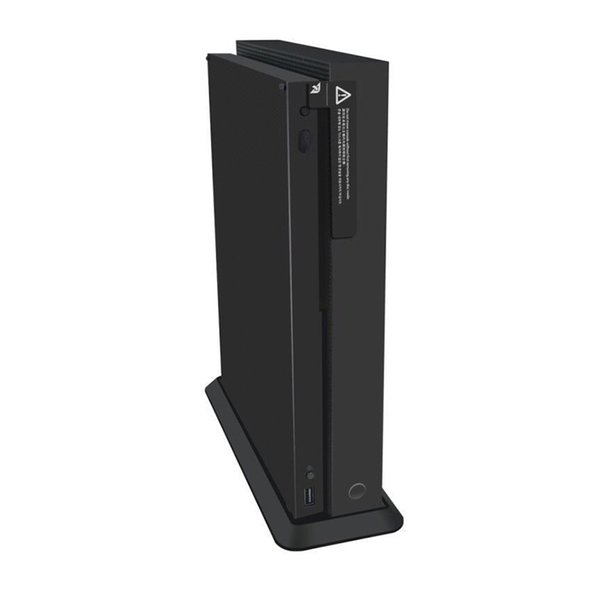 Hot sale Non-slip Vertical Stand for Xbox One X for Xbox OneX Game Console Support Mount Base Holder free shipping