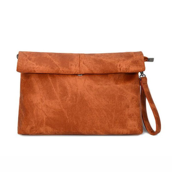 good quality Newest Women Handbags Canvas Day Clutches Fold Over Envelope Bags Fashion Shoulder Bag For Lady L019