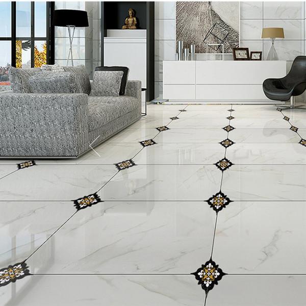 Self Adhesive Mosaic Tile Sticker,Kitchen Backsplash Bathroom Wall Tile  Stickers Decor Waterproof Peel&Stick PVC Tiles Retro Tile Stickers Reusable  ...