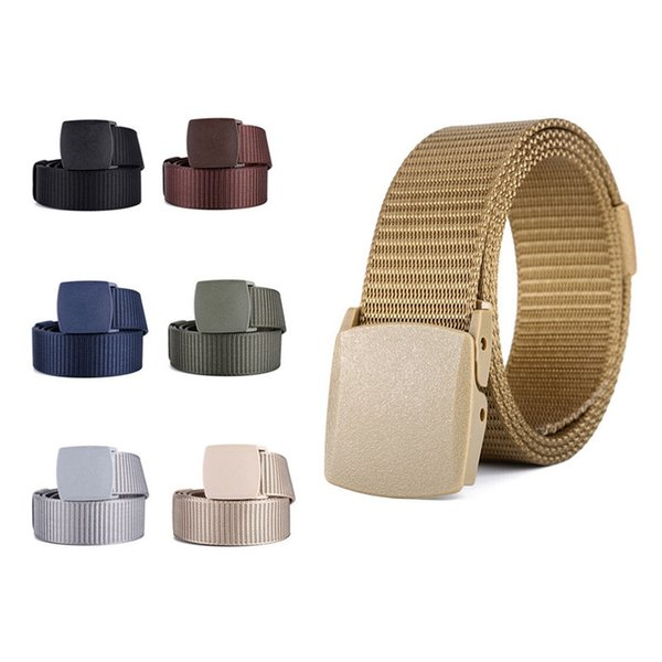 2019 New Quick Release Tactical Belts Nylon Military Waist Belt Soft With  Metal Buckle Adjustable Heavy Duty Training Waist Belt #577675 From