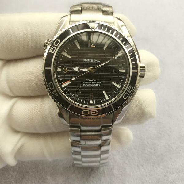 2019 Горячие продажи мужские часы Best Edition Speed с автоматическим движением Sea Designer watch Ремешок из нержавеющей стали Professional Diver мужские часы