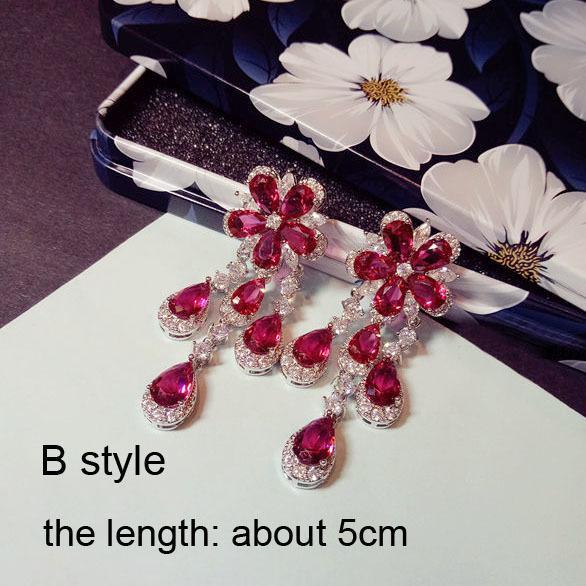 B style-Hot Pink