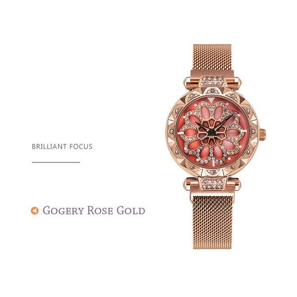 Luxury Rose Gold