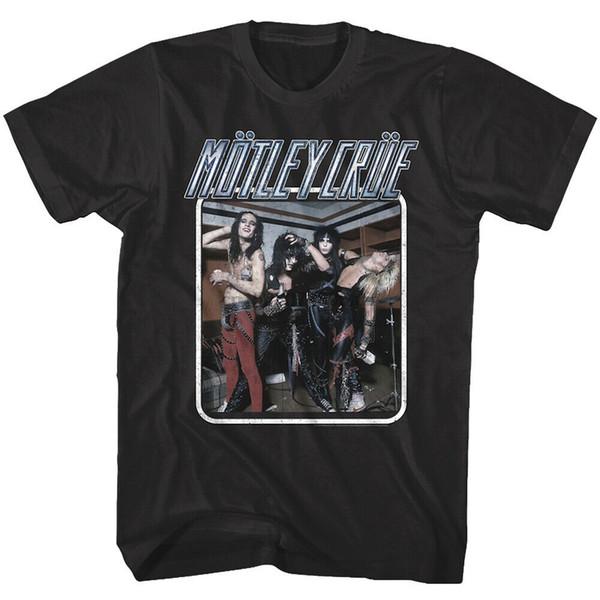 Rock Photo Herren T-Shirt Heavy Metal Album Cover Konzert Merch