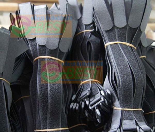 100pcs x ramdom Color 20*200MM Sangle Ceinture Réutilisable Câble Cravate Pour RC Lipo Batterie