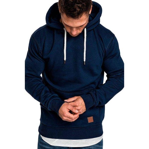 2018 Hoodie Sweatshirt Brand Men Long Sleeve Autumn Winter Casual Hoodies Top Tracksuits Hip Hop Hood Sweatshirts for Male