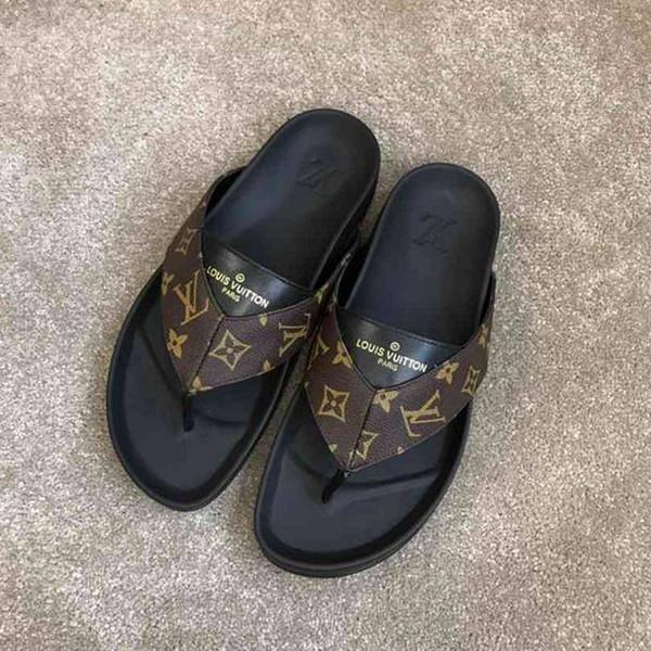 Yeni high-end marka erkek rahat ayakkabılar rahat yürüyüş spor spor moda moda erkek terlik 38-45 metre ücretsiz kargo