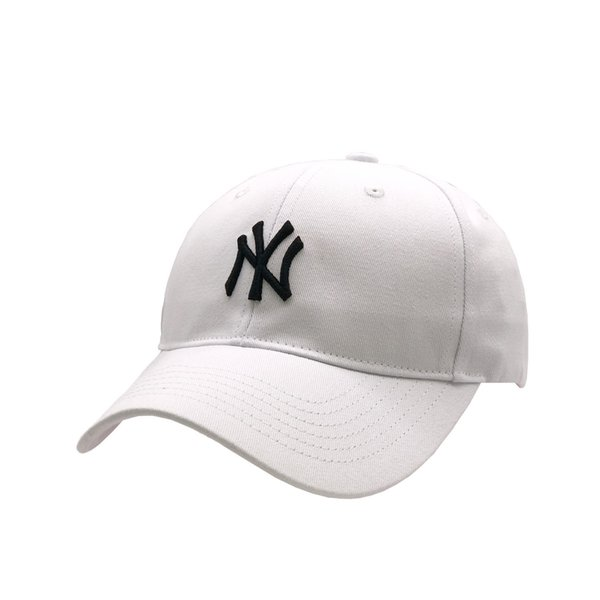 NOUVELLE ML040 Blanc NY Yankees icon 1: 1 Chapeau Classique Coffret Cadeau de Haute Qualité Broderie Casquettes Livraison Gratuite