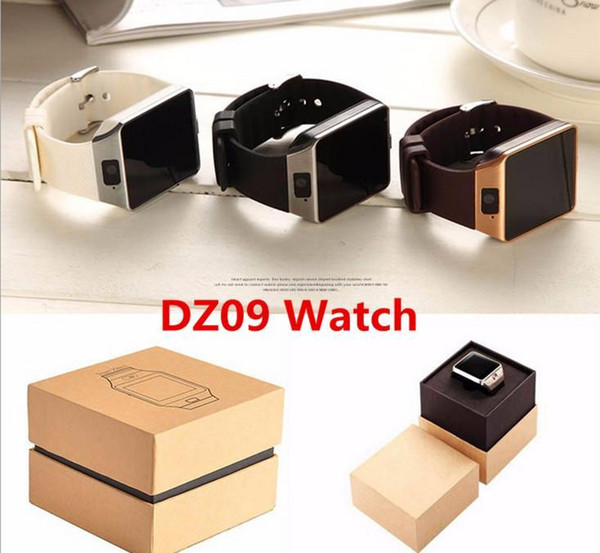 best selling hot selling DZ09 Smart Watch GT08 U8 A1 Wris Android Smart SIM Intelligent mobile phone watch can record the sleep state Smart watch