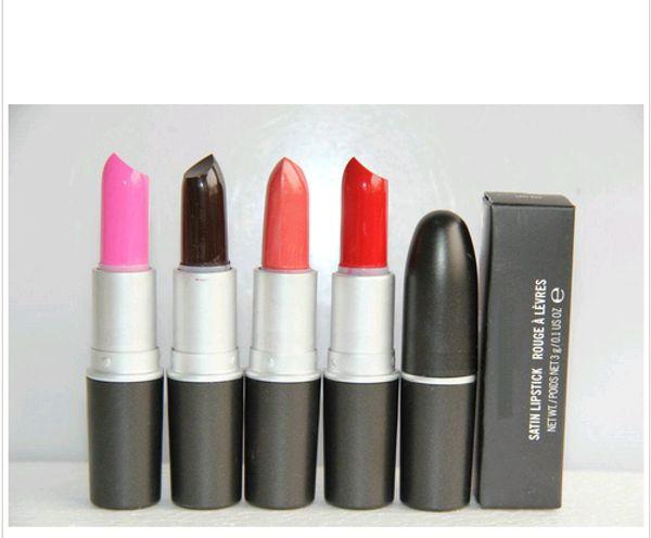 NEW cosmetics Good Quality Brand makeup MATTE LIPSTICK ROUGE A LEVRES 3G ,lip stick 12 different color