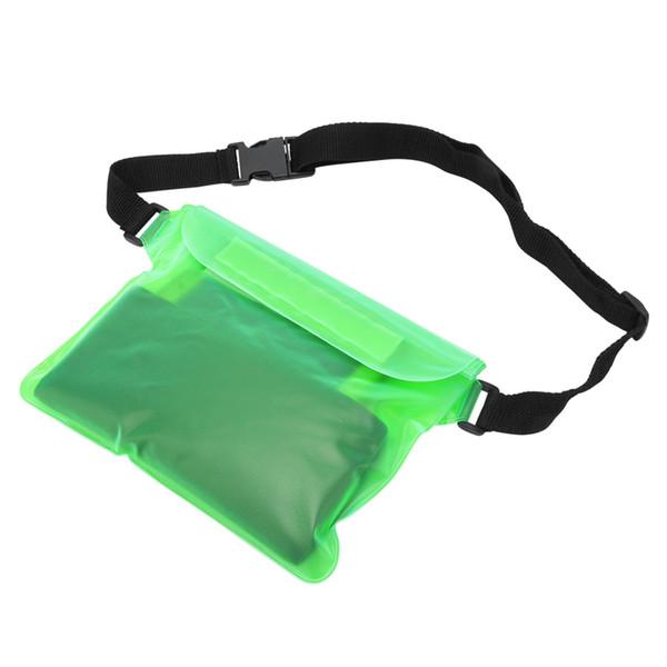 BORUiT Waterproof Ski Drift Diving Swimming Bag Underwater Dry Shoulder Waist Pack Bag Pocket Pouch for Iphone 6 7 Case Cover #1007352