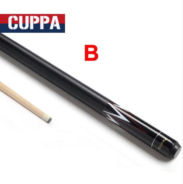 2018 CUPPA Billiard Pool Cues Stick 4 Colors 13mm//11.5mm//10.5mm Tip